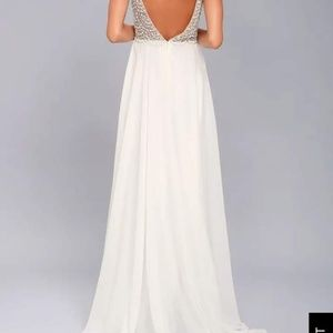 Lulu's Dresses - Bridal gown